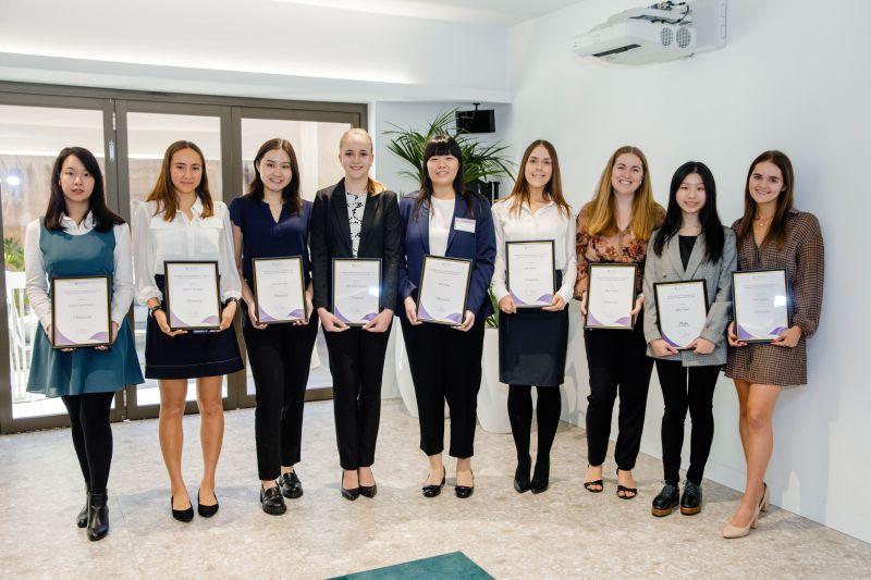 2021 Women in Finance Scholarships awarded
